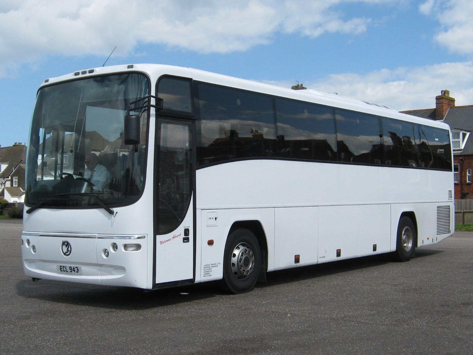 Minibus hire and coach hire - Coach2- derby minibus company